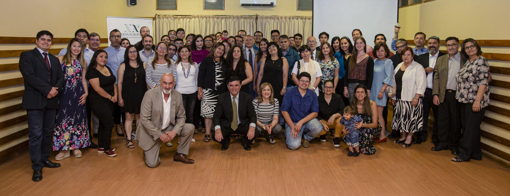 55 Aniversario Nueva Acrópolis en Chile