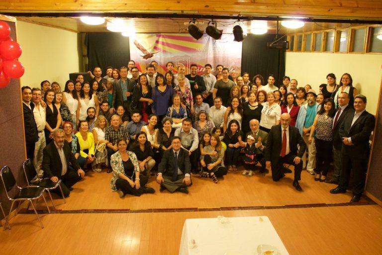 51 años de Nueva Acrópolis en Chile
