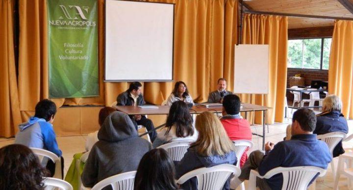 """14º Edición del Encuentro Nacional de Ciencias """"Mamalluca"""" (Chile)"""