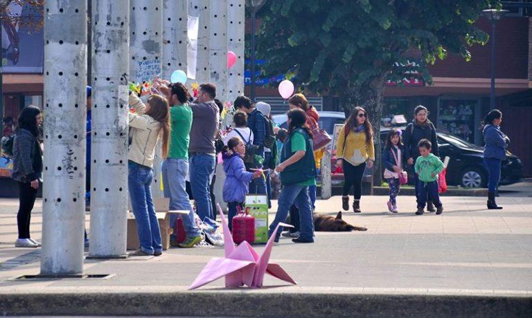 Actividades en plazas y espacios urbanos para promover la filosofía (Chile)