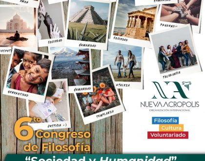 """6to Congreso de Filosofía """"Sociedad y Humanidad"""""""