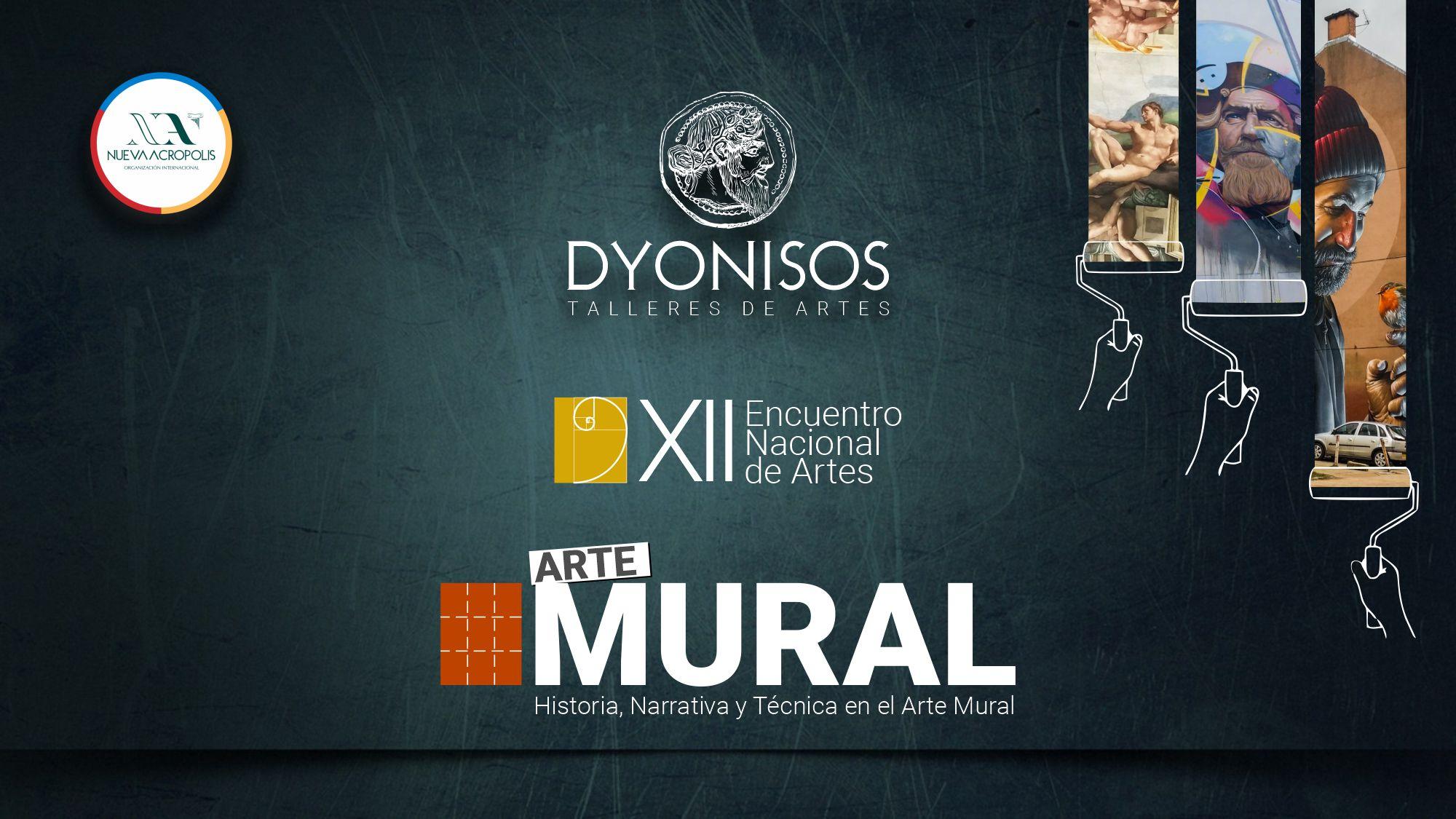 XII Encuentro Nacional de Artes Dyonisos 2021