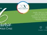 Nueva Acrópolis, 56 Años en Chile